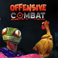 Okładka Offensive Combat (WWW)