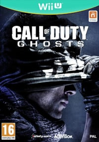 Game Call of Duty: Ghosts (PS4) cover