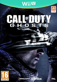 Game Call of Duty: Ghosts (WiiU) cover