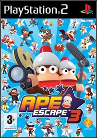 Okładka Ape Escape 3 (PS2)