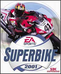 Okładka Superbike 2001 (PC)