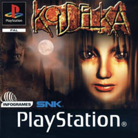 Game Box for Koudelka (PS1)