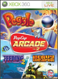 Okładka PopCap Arcade Hits Vol. 2 (X360)