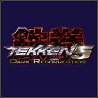 Okładka Tekken 5: Dark Resurrection (PS3)