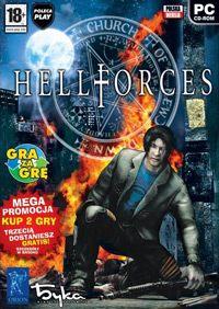 Okładka Hellforces (PC)