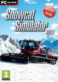 Okładka Snowcat Simulator 2011 (PC)