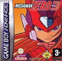 Game Box for Mega Man Zero 3 (GBA)