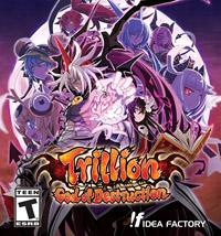 Game Trillion: God of Destruction (PSV) cover