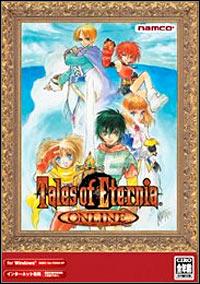 Okładka Tales of Eternia Online (PC)