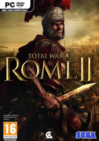 Game Total War: Rome II (PC) cover