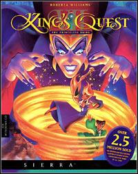 Okładka King's Quest VII: The Princeless Bride (PC)