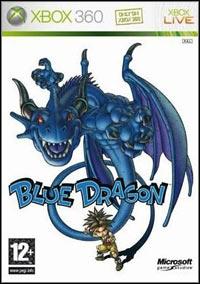 Okładka Blue Dragon (X360)