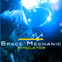 Okładka Space Mechanic Simulator (PC)