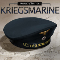 Okładka Order of Battle: Kriegsmarine (PC)