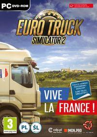 Okładka Euro Truck Simulator 2: Vive la France! (PC)