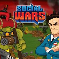 Social Wars (WWW cover