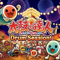 Taiko no Tatsujin: Drum Session! (PS4 cover