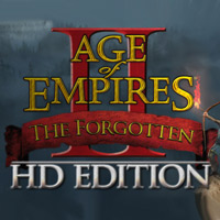 Okładka Age of Empires II HD: The Forgotten (PC)