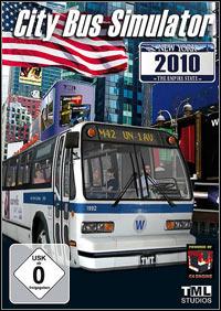 Okładka City Bus Simulator 2010 (PC)