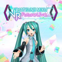 Okładka Hatsune Miku: VR Future Live (PS4)