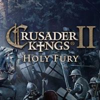 Game Box for Crusader Kings II: Holy Fury (PC)