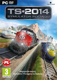 Okładka Train Simulator 2014 (PC)