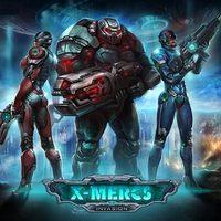 Okładka X-Mercs (iOS)