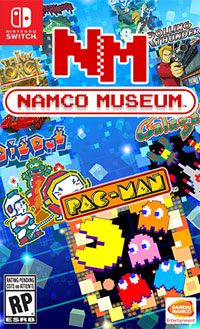 Game Box for Namco Museum (Switch)