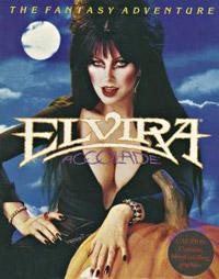 Okładka Elvira: Mistress of the Dark (PC)