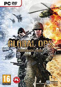 Okładka Global Ops: Commando Libya (PC)