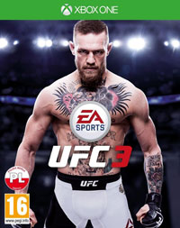 Game EA Sports UFC 3 (PS4) cover