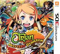 Okładka Etrian Mystery Dungeon (3DS)