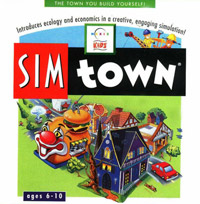 Okładka SimTown (PC)