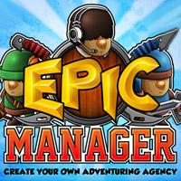Okładka Epic Manager (PC)