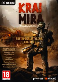 Okładka Krai Mira (PC)