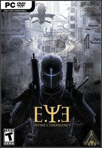 Okładka E.Y.E: Divine Cybermancy (PC)