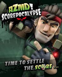 Okładka All Zombies Must Die! Scorepocalypse (PC)