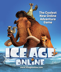 Game Box for Ice Age Online (WWW)