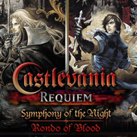 Game Box for Castlevania Requiem: Symphony of the Night & Rondo of Blood (PS4)