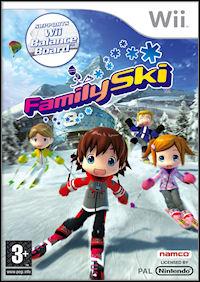 Okładka We Ski (Wii)
