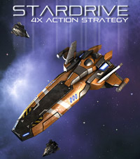 Okładka StarDrive (PC)