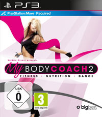 Game My Body Coach 2 (PS3) cover