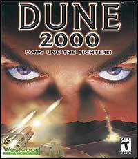 Okładka Dune 2000 (PC)