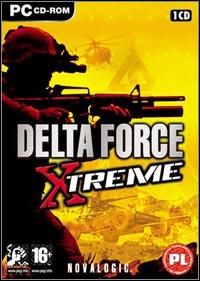 Okładka Delta Force: Xtreme (PC)