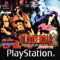 Okładka Bloody Roar 2: Bringer of the New Age (PS1)