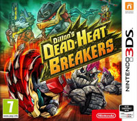 Okładka Dillon's Dead-Heat Breakers (3DS)
