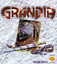 Game Box for Grandia (PS1)