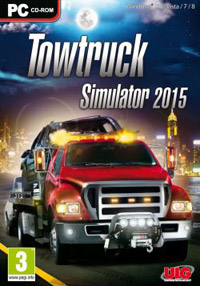Okładka Towtruck Simulator 2015 (PC)