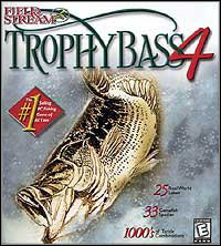 Field & Stream Trophy Bass 4 (PC cover