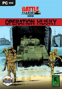 Okładka Battle Academy Operation Husky (PC)